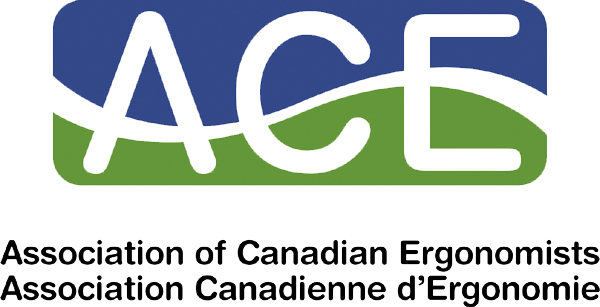 Association of Canadian Ergonomists - Logo